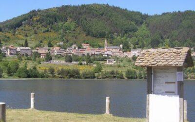 Le lac de Saint-Martial