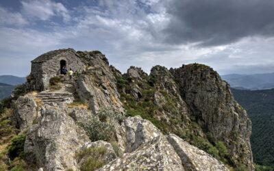 La chapelle de Soutron à Arcens